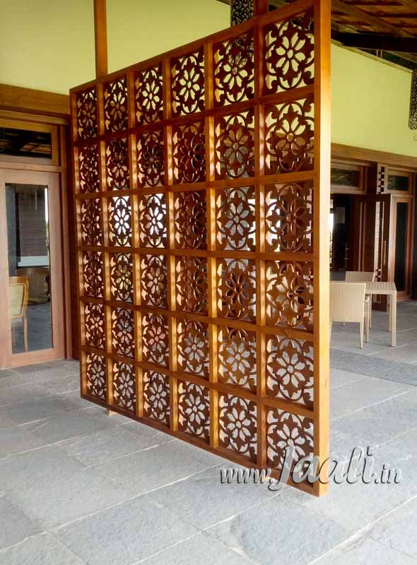 Jaali concepts for Interior jali designs