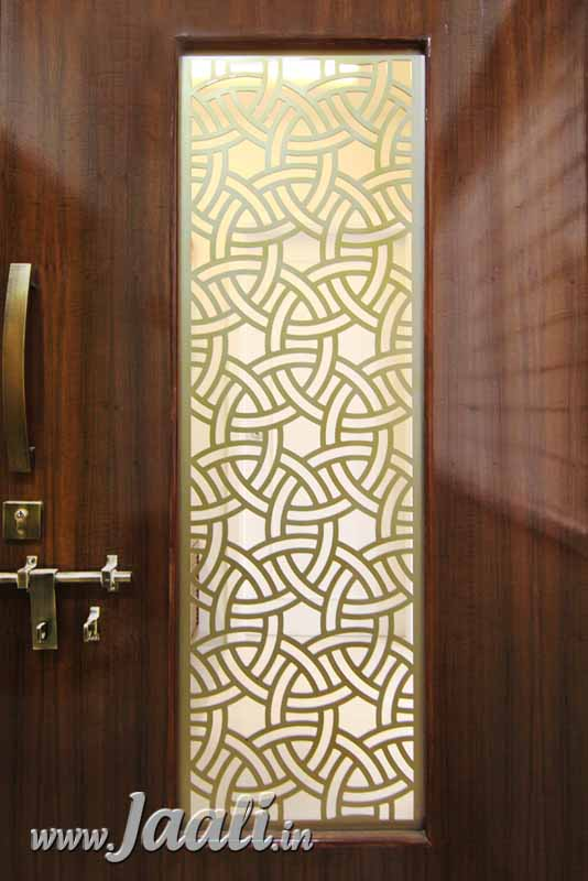 Surprising wooden door jali design pictures ideas house for Interior jali designs