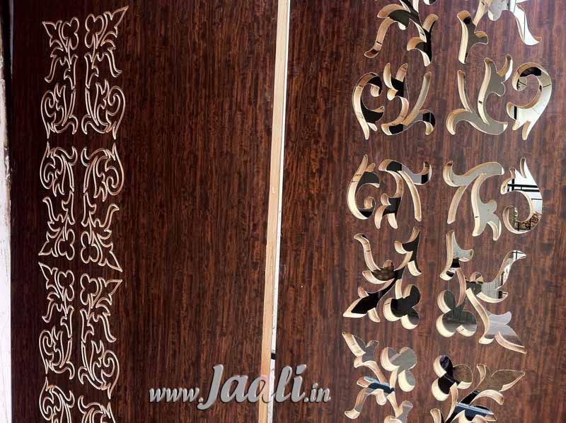 Main Door Design In Veneer